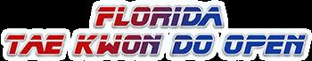 Florida Tae Kwon Do Open logo